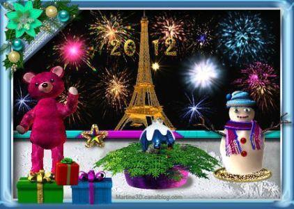 Bonne Année 2012 (6)