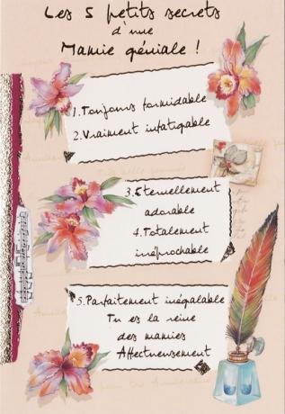 Bonne Fête Grand Mère Page 1 Gifs Gratuits Pjc