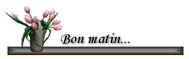 Gif Bon Matin (1)