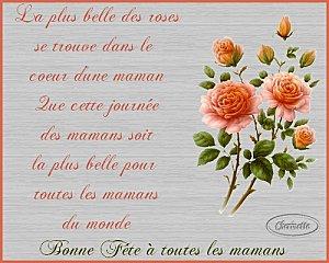 Joyeux Anniversaire Belle Maman