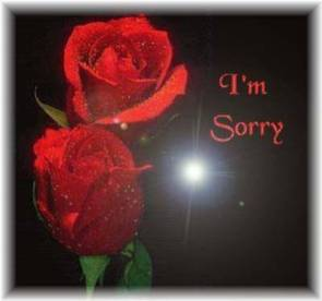 Gif Désolé (9)