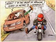 Gif Bonne Route, attention à l'alcool, soyez vigilants, prudence