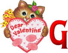 Gif animé St Valentin