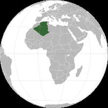 Gif Drapeau Algérie (1)