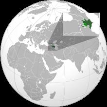 Gif Drapeau Azerbaïdjan (1)