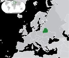 Gif Drapeau Biélorussie (2)