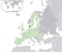 Gif Drapeau Danemark (2)