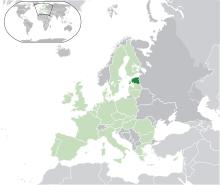 Gif Drapeau Estonie (2)