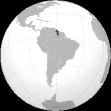Gif Drapeau Guyana (2)