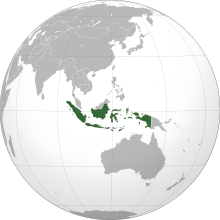 Gif Drapeau Indonésie (2)