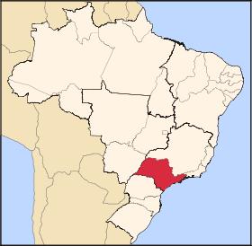 Gif Drapeau Brésil Sao Paulo (2)