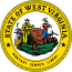 Gif Drapeau État de Virginie-Occidentale (3)