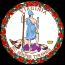 Gif Drapeau Commonwealth de Virginie (2)