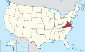 Gif Drapeau Commonwealth de Virginie (3)