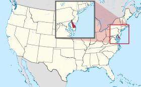 Gif Drapeau Delaware (3)