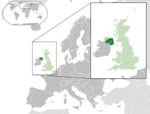 Gif Drapeau Irlande du Nord (1)