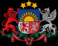 Gif Drapeau Lettonie (2)