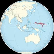 Gif Drapeau Micronésie (2)