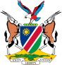 Gif Drapeau Namibie (2)