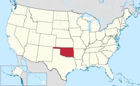 Gif Drapeau Oklahoma (2)