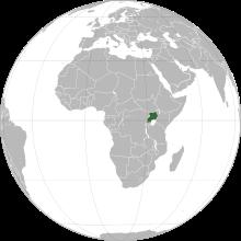 Gif Drapeau Ouganda (2)