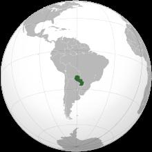 Gif Drapeau Paraguay (2)