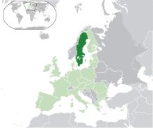 Gif Drapeau Suède (1)