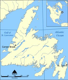 Gif Drapeau Terre-Neuve Newfondland (1)