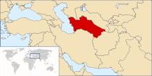 Gif Drapeau Turkménistan (2)
