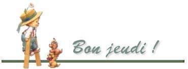 Gif Bon Jeudi (1)
