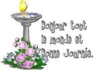 Gif Bonjour (2)