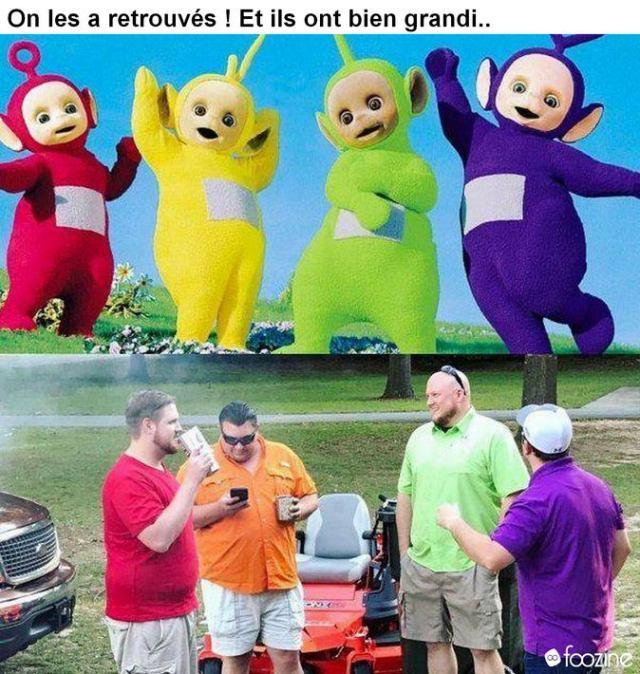 Panneaux Humour Foozine (